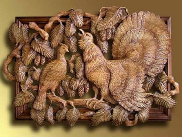 Funny freast awesome woodcarvings