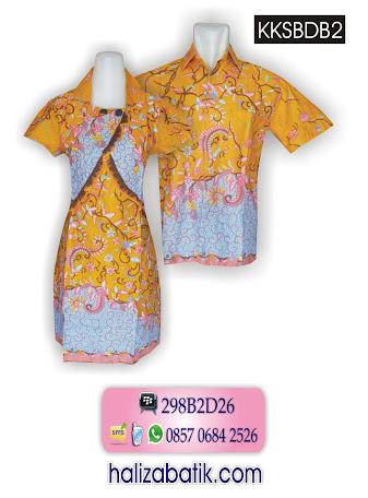 Baju Batik Terbaru, Grosir Baju Batik, Batik Modern