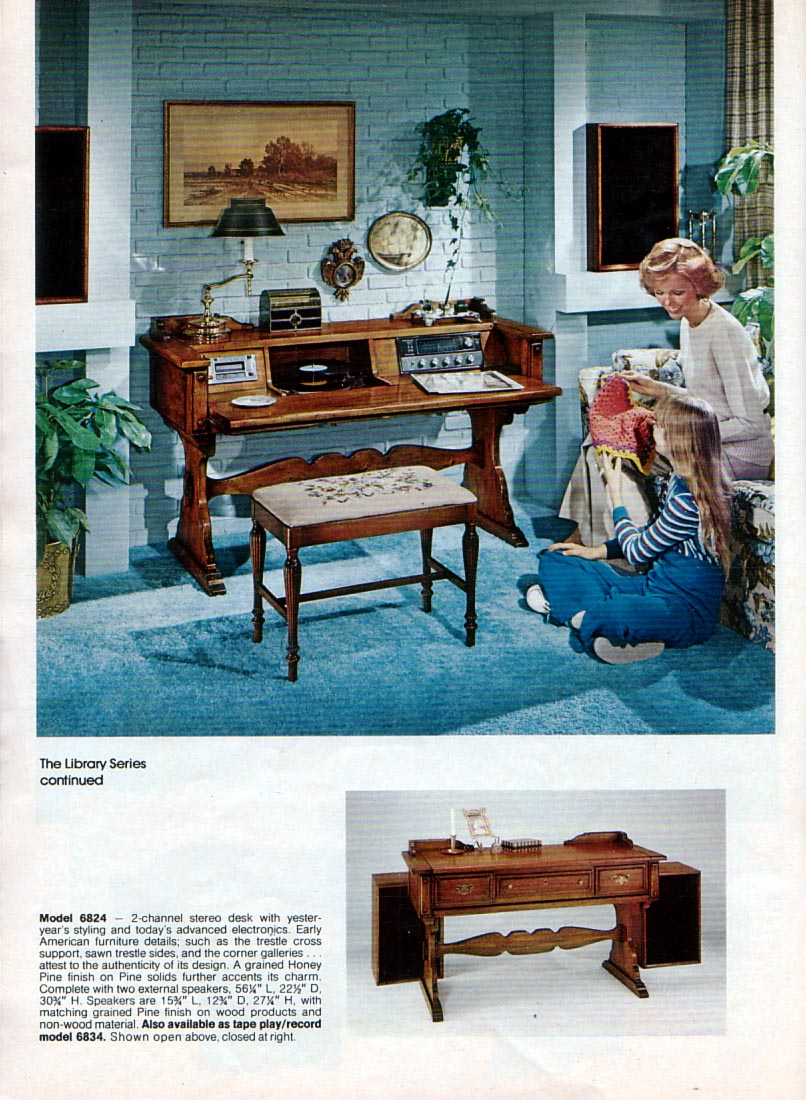 and everything else too: Magnavox Stereo ('75)