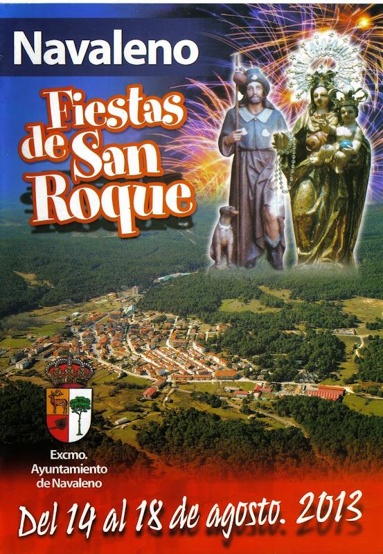 Todo sobre las fiestas de SanRoque 2013