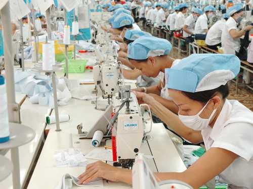 Đơn hàng may cần 12 nữ làm việc tại Akita Nhật Bản tháng 08/2017