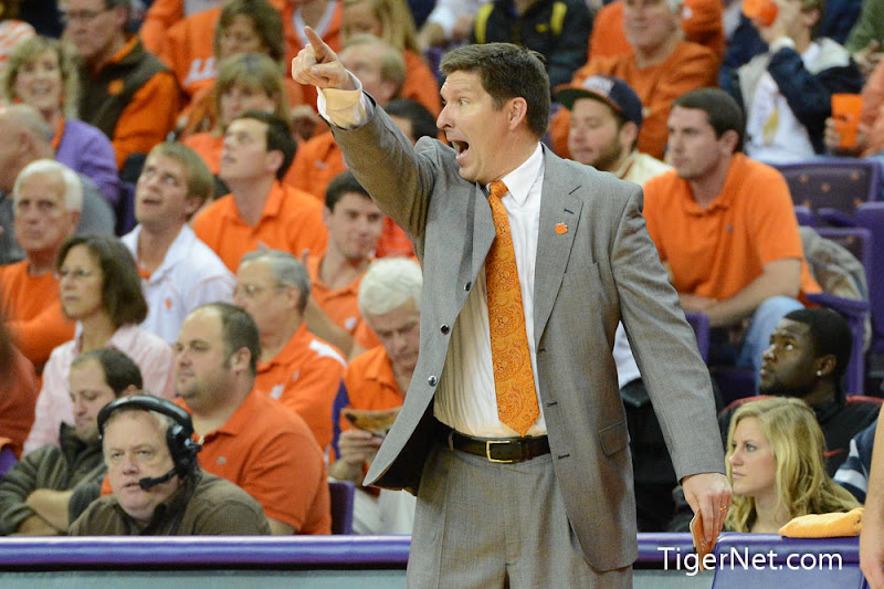 Clemson vs Arizona Photos - 2012, Arizona, Basketball, Brad Brownell