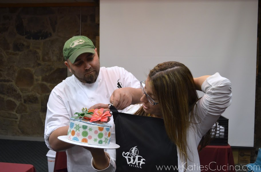 Katie's Cucina with Duff Goldman at Mixed Conference