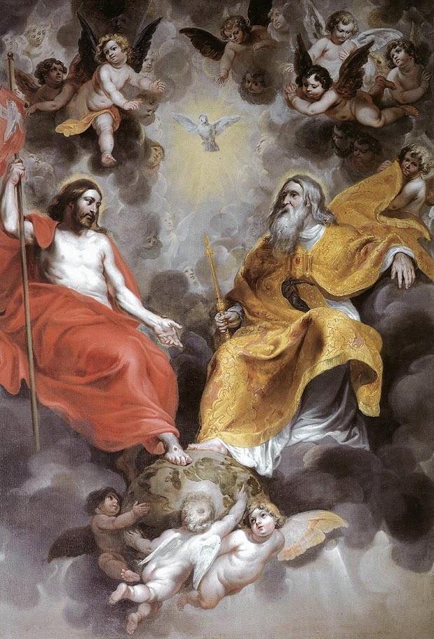 Hendrick van Balen - Holy Trinity