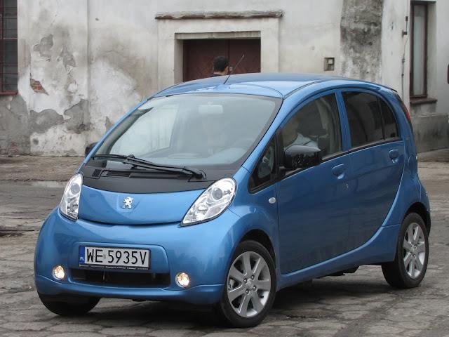 Peugeot iOn (elektryczny)