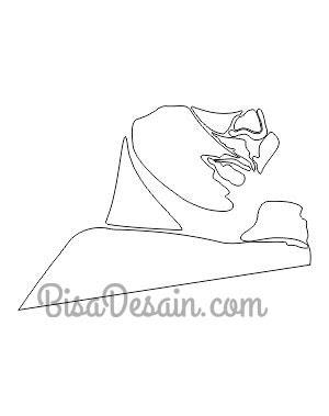 08. Membuat Tipografi Wajah dengan Corel Draw