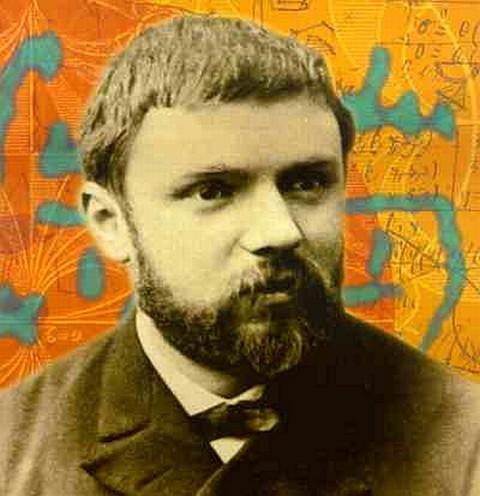 Жюль Анри Пуанкаре (1854 - 1912) - французский математик, физик, астроном и философ