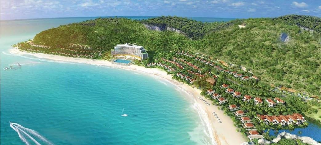 Thiết kế biệt thự Vinpearl Nha Trang Bay