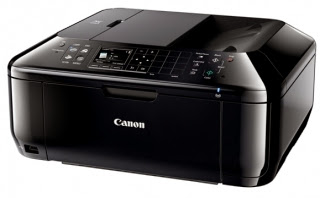 download Canon PIXMA MX524 printer's driver