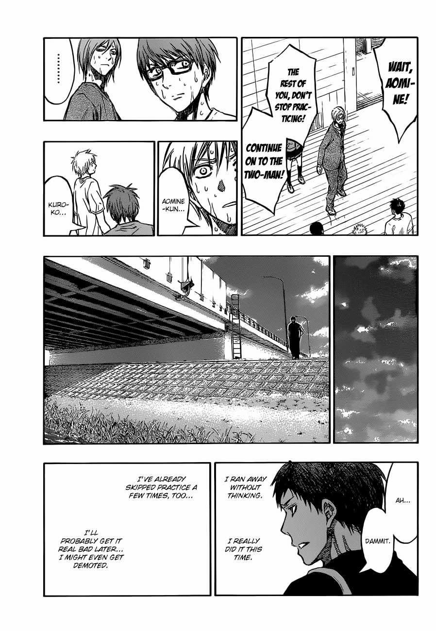 Kuroko no Basket Manga Chapter 220 - Image 11