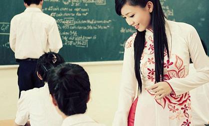 Chùm thơ chúng tôi là giáo viên, tâm sự của thầy cô