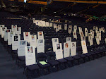 They have an interesting way of showing the seating assignments