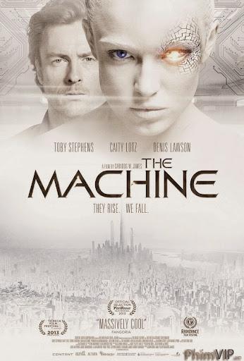 Sát Thủ Người Máy - The Machine poster