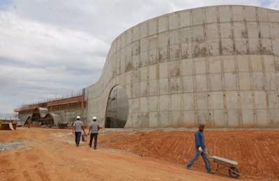 Depois de inaugurado, o EducaMais Parque dos Sinos será um dos principais cartões postais de Jacareí e abrigará um espaço multiuso