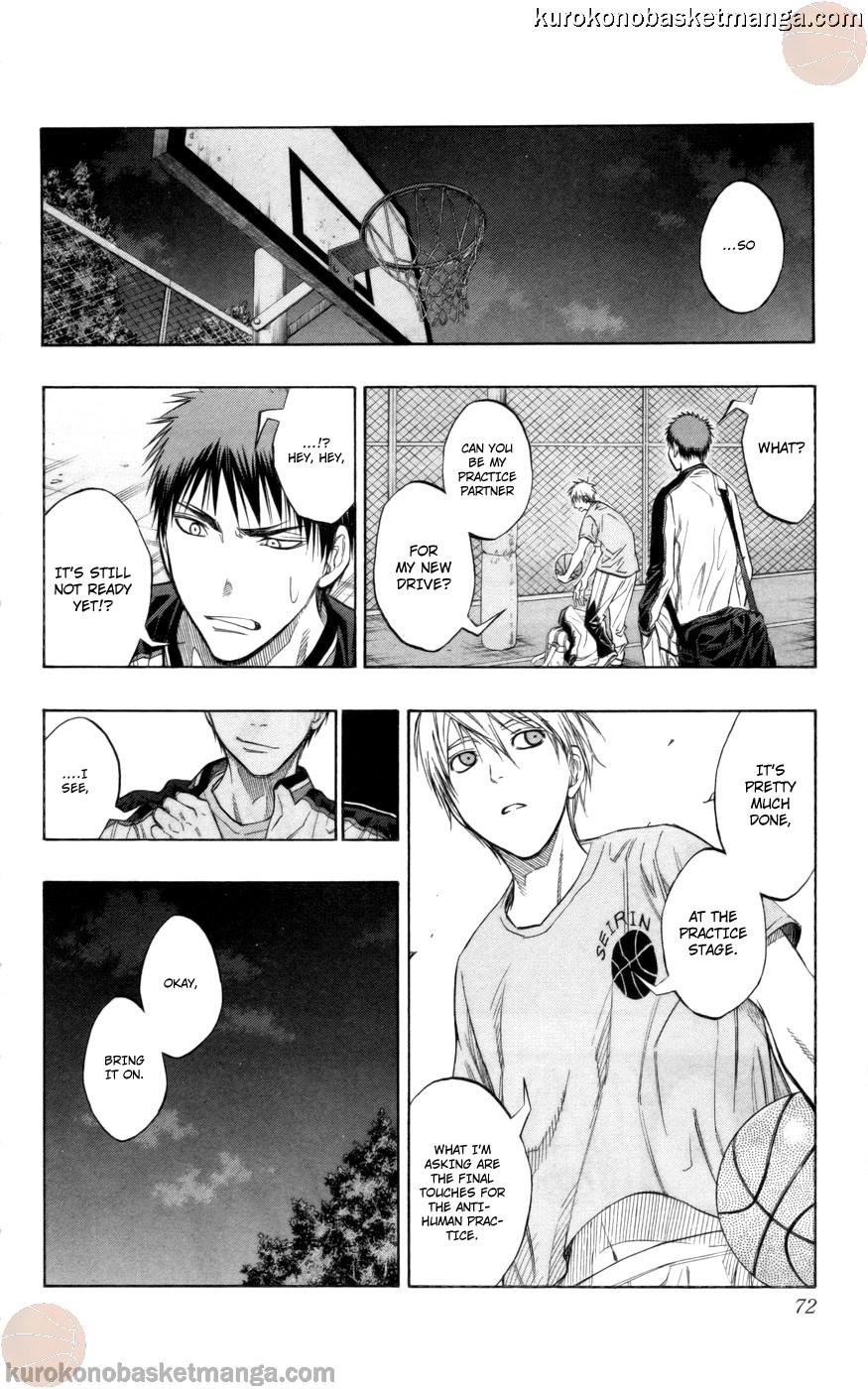 Kuroko no Basket Manga Chapter 84 - Image 06