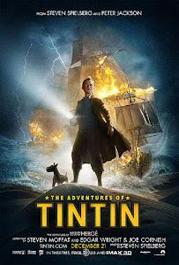 Cuộc Phiêu Lưu Của Tintin : Bí Mật Tàu Kỳ Lân Hạm - The Adventures Of Tintin : The Secret Of The Unicorn poster