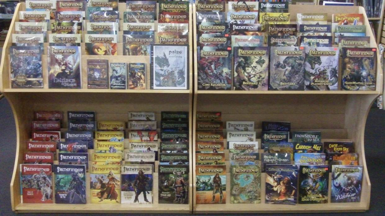 Quest for Fun!: Selling Pathfinder (GTS presentation)