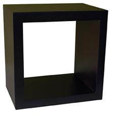 Cubos Feitos em MDF/COMPENSADO, com 40 cm de profundidade. Ideal para decoração.