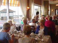 Breakfast at the Shanklin Beach Hotel