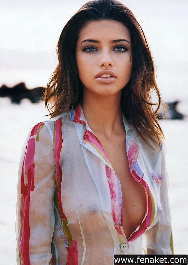 adriana lima HQ part 1:picasa