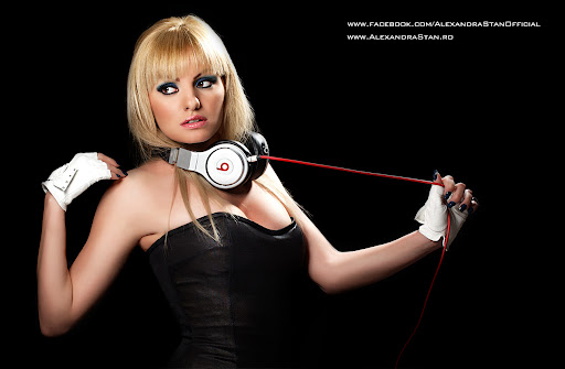 Alexandra Stan Sexy Hot