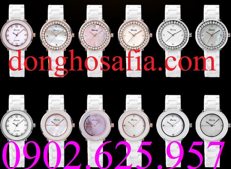 Đồng hồ nữ Awsky OM206