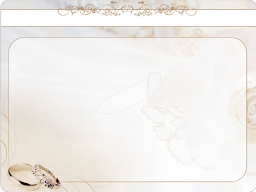 Wedding Template m62 - template PowerPoint Pernikahan