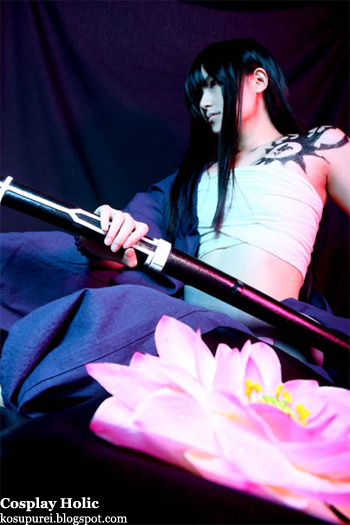 d. gray-man cosplay - kanda yu 5 by rainer tachibana