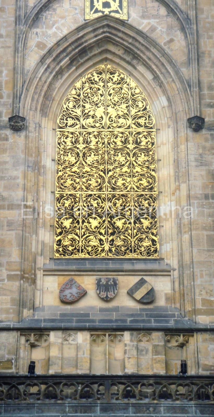 Puerta de Oro de Praga