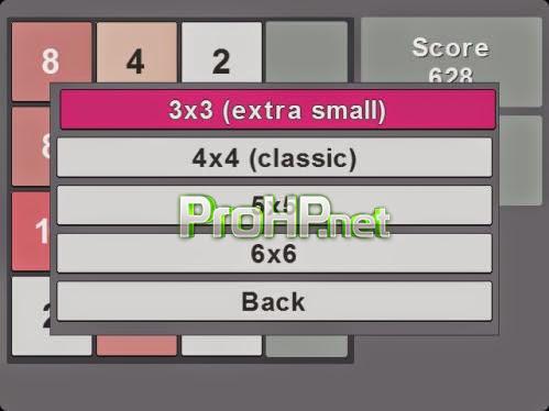 2048 x Three v1.0.3 for BlackBerry