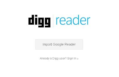 Google Readerの代わりは「Feedly」と「Digg Reader」で十分かな・・・?