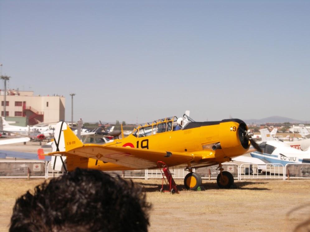 """Exhibición aerea de la Fundación """"Infante de Orleans"""". PICT0420"""