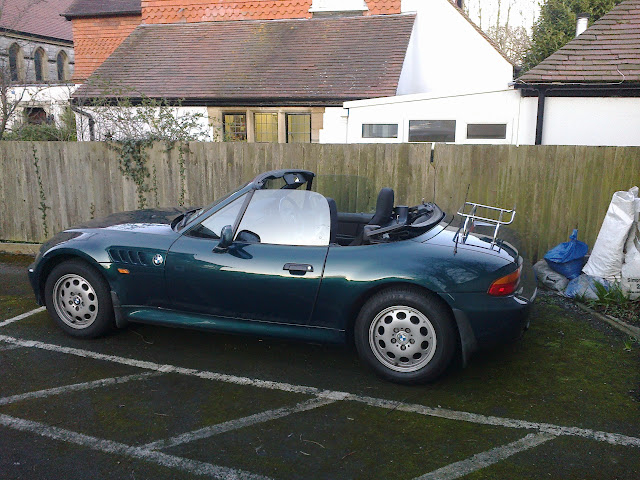 Bmw Z3 The Project I Said I Wouldnt Do I Don T Have Aids