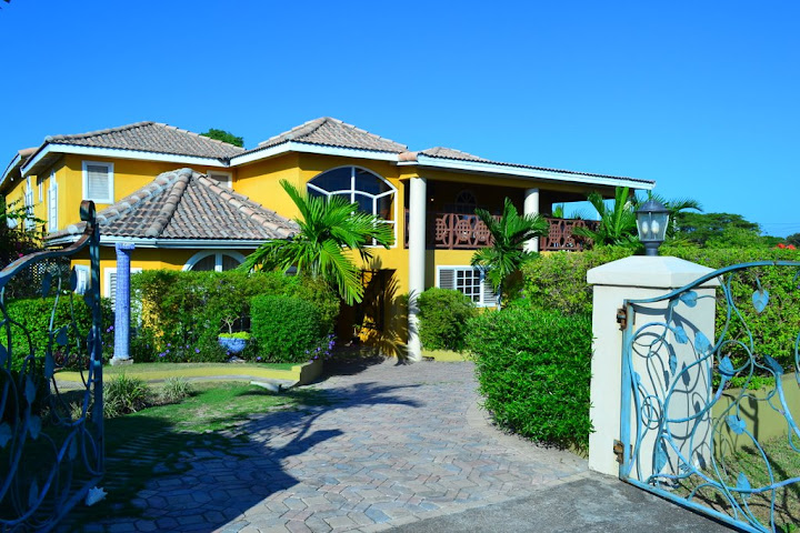 Jamaican House Designs Images Frompo