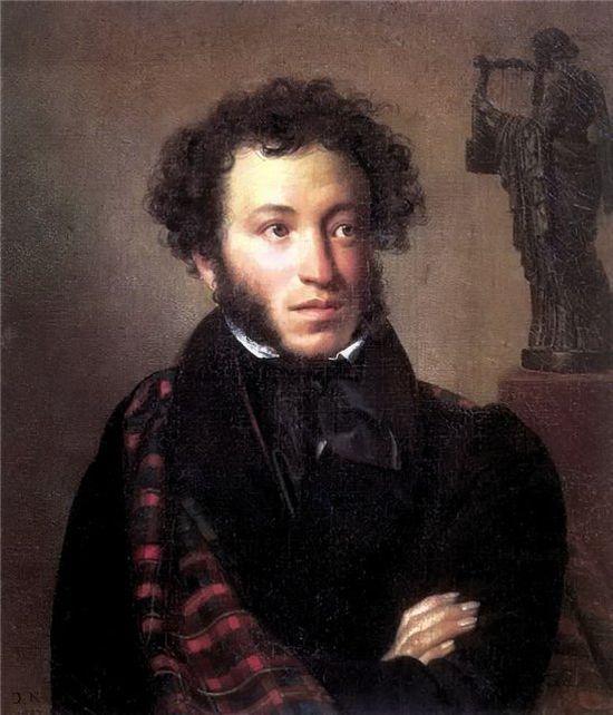 О а кипренский портрет а с пушкина 1827