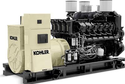 Máy phát điện Kohler 250kva – 2000kva