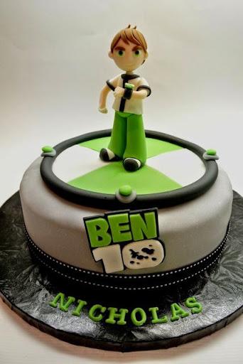 Ben 10 Birthday Cakes