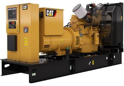 Máy phát điện Caterpillar 400kva – 2000kva