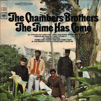 the Chambers Brothers ~ 1967 ~ The Time Has Come