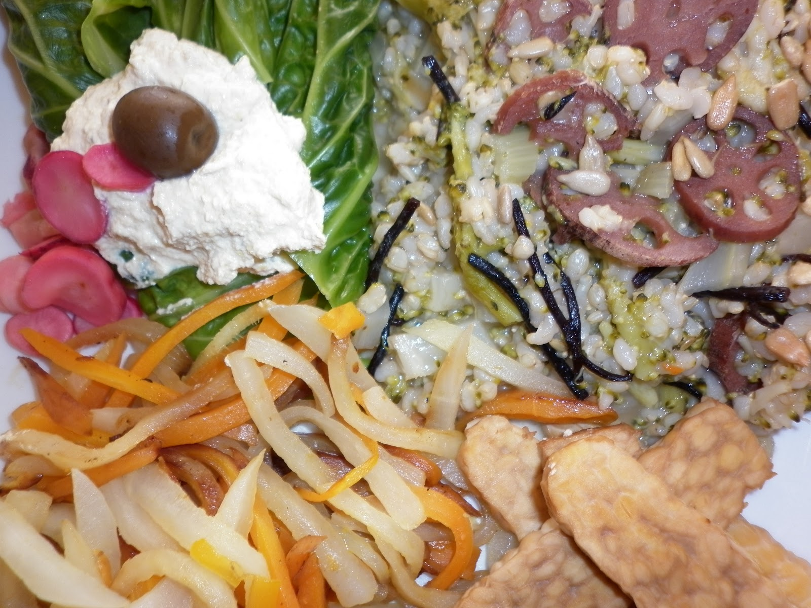 Cocina macrobi tica kimpira for Cocina macrobiotica