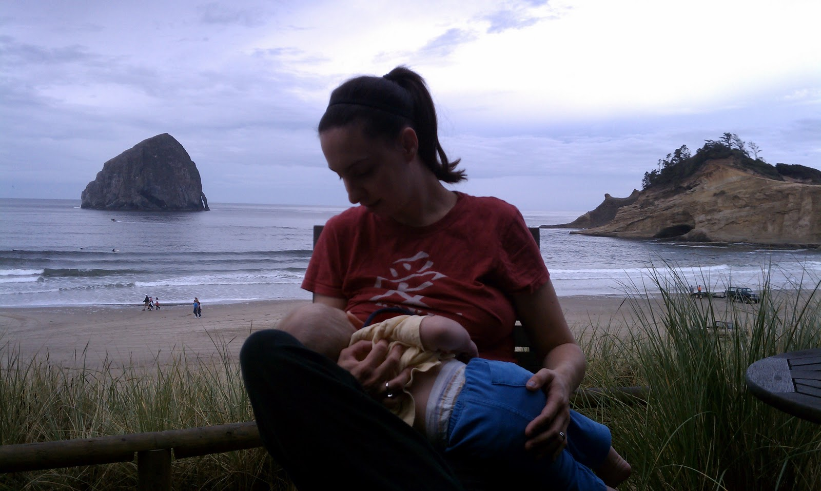 What is a good introductory for my philosophy on breastfeeding?