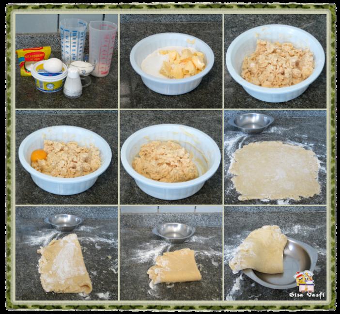 Torta licorosa de maçãs 3