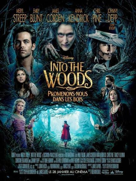caminhos da floresta