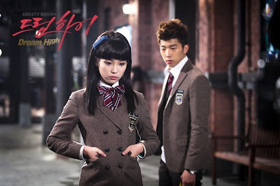 IU as Kim Pil Sook dream high 19585742 650 433 Reseña Dorama: Dream High (2011)
