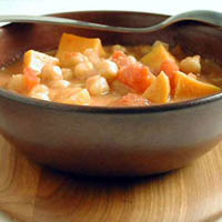 Weight Loss Recipes : Vegetarian West African Soup