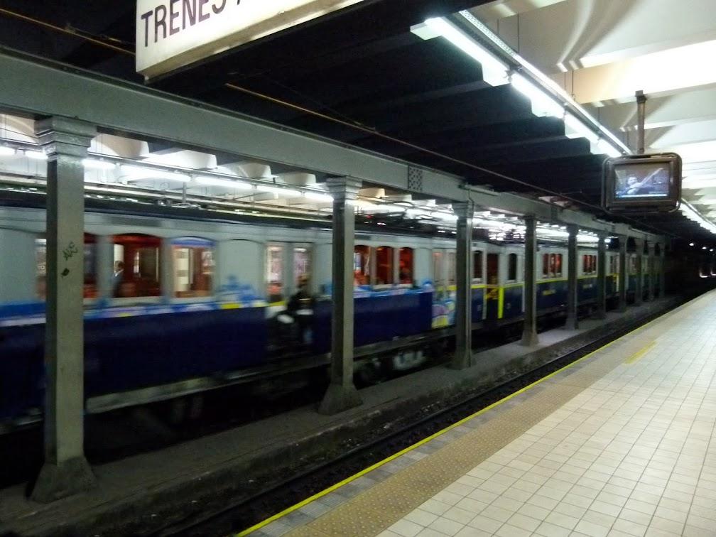 BA Subway