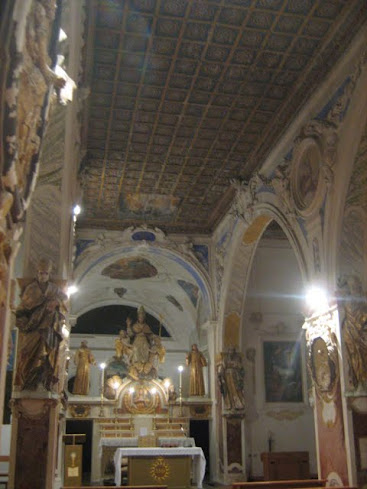 San panfilo fuori le mura spoltore visit abruzzo for Interno a un convento
