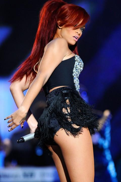 American songstress Rihanna image