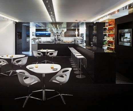 Restaurante Mercedes Benz
