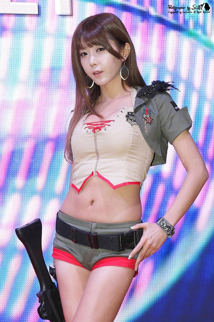 Showgirl G Star 2012: Heo Yoon Mi